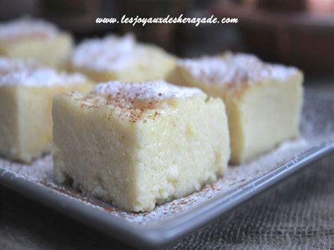 dessert a la semoule dessert 224 la semoule 171 flan 224 la semoule 187 les joyaux de sherazade