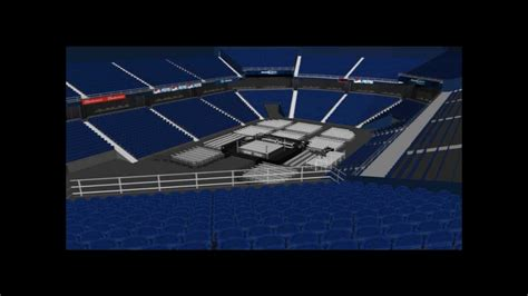 Allstate Arena WWE Setup (Complete With Link) - YouTube
