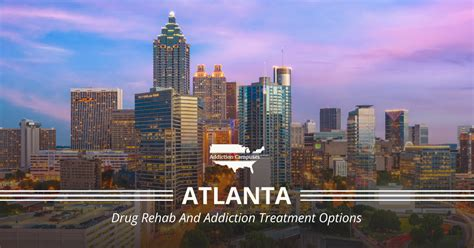atlanta drug rehab  addiction treatment options