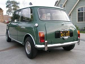 Mini Cooper Mk2 Ersatzteile : 1967 mini cooper mark ii 1967 mini rear ~ Jslefanu.com Haus und Dekorationen
