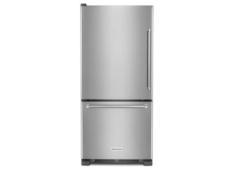 Kitchenaid Refrigerator Reliability by Kitchenaid Krbl109ess Refrigerator Consumer Reports