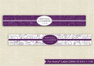downloadable water bottle label template for averyr 22845 With avery 22845 labels