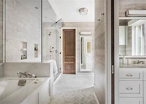 Master, Bathroom, With, Glass