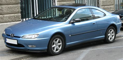 cool peugeot 406 coupe file peugeot 406 coupe jpg