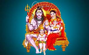 Lord Shiva family full HD wide wallpapers | Beautiful hd ...