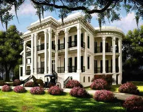 Best Old Plantation Homes In The South