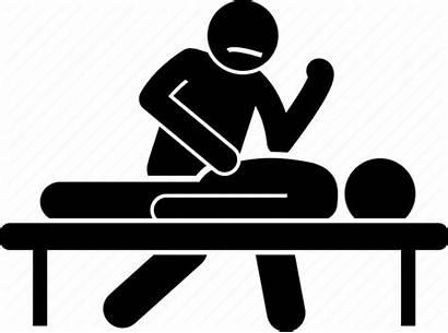 Massage Icon Tissue Masseur Deep Trigger Elbow