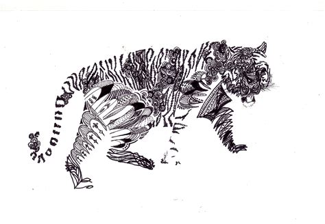 leopard drawing abstract     ayoqqorg