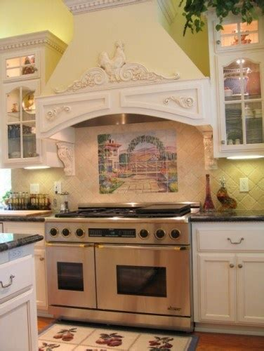 country kitchen range hoods 17 best images about range inspiration on 6126