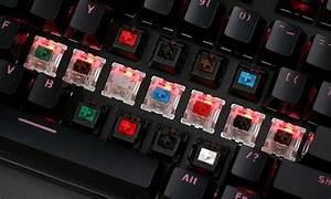 Mechanical Keyboard Switch Buying Guide  U2013 Glorious Pc