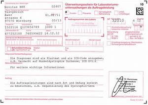 Goä Abrechnung Beispiel : informationen f r rzte institut fuer humangenetik ~ Themetempest.com Abrechnung