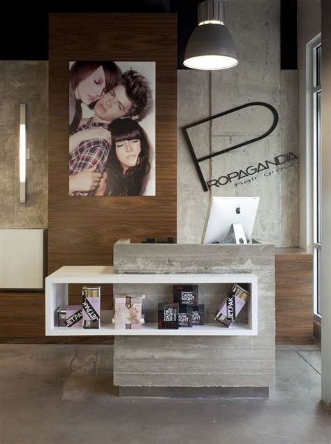 cavernous concrete salons dick clark architecture