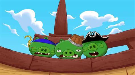 hasbro angry birds  jenga pirate pig attack game youtube