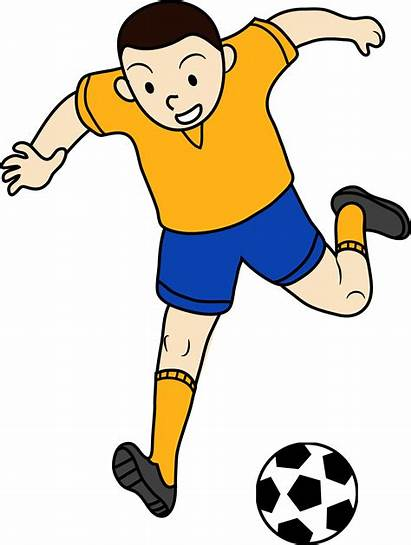 Clipart Football Player Kid Clipartion
