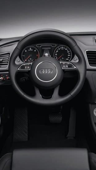 audi q3 dashboard 2012 audi q3 dashboard the iphone wallpapers
