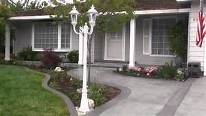 Landscape lighting landscaping san jose bay area