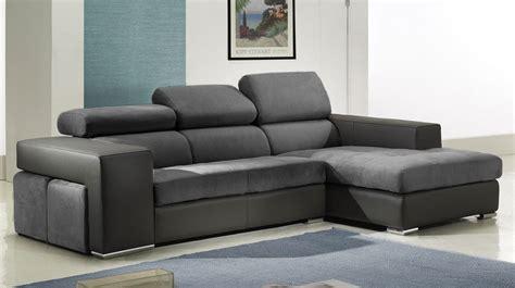 coussin déco canapé canapé d 39 angle design microfibre pas cher canapé angle
