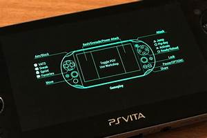 Fallout 4 U0026 39 S Control Scheme For Playstation Vita Is Pretty