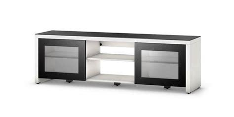 meuble tv sonorous sonorous lb1620 blanc meubles tv sur easylounge