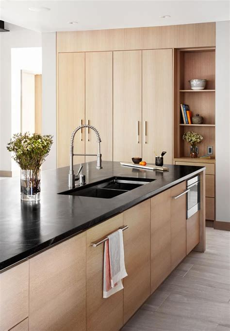 best material for kitchen cabinets in india 12 dise 241 os de cocinas con muebles de madera 9731