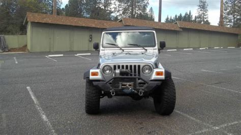 2005 jeep unlimited lifted 2005 jeep wrangler unlimited sport lifted long 35 quot tires lj