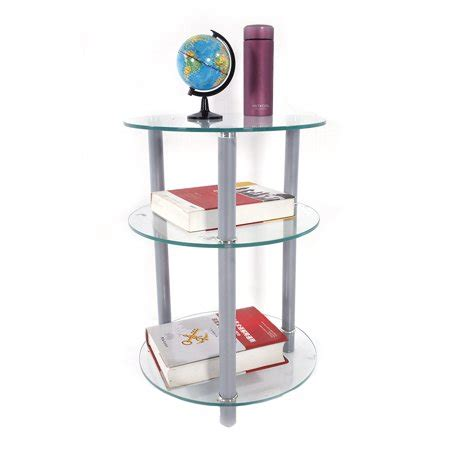 Living Room Side Stand by Zimtown 3 Tier End Table Side Corner Stand Living Room