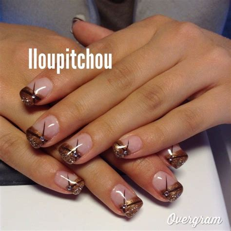decors ongles nail image marion d 233 co d ongle en gel skyrock mod 232 les ongles nail nail