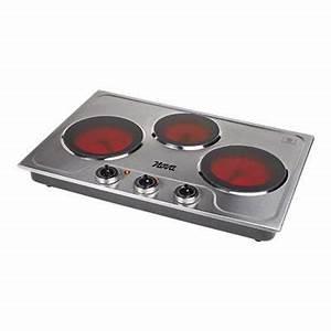 Plaque Vitro Céramique : nova 300300 plaque de cuisson posable en vitroc ramique inox achat vente plaque posable ~ Melissatoandfro.com Idées de Décoration