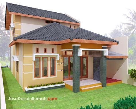 super junior desain rumah minimalis bagus  nyaman