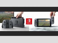 Nintendo Switch world premiere demonstrates new