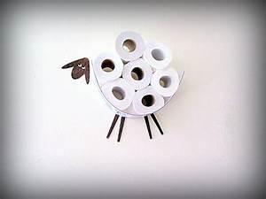 Etagere Papier Toilette : les 25 meilleures id es de la cat gorie porte rouleau de papier toilette sur pinterest ~ Teatrodelosmanantiales.com Idées de Décoration