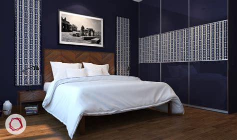 Bedroom Wardrobe Designs For Small Bedrooms by 5 Wardrobe Designs For Small Indian Bedrooms