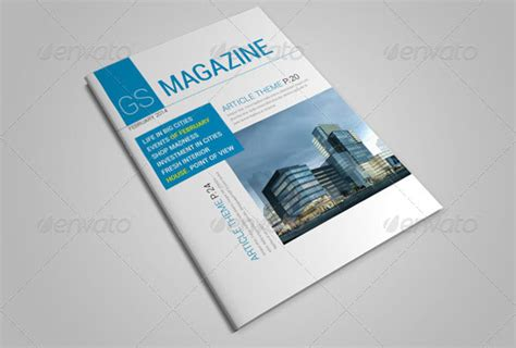 magazine template designs web graphic design