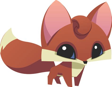 image pet foxpng animal jam wiki fandom powered