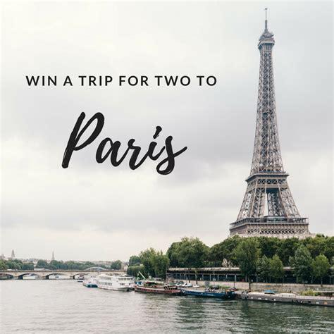 Win A Trip To Paris (hotel + Airfare) 73117 1pp18