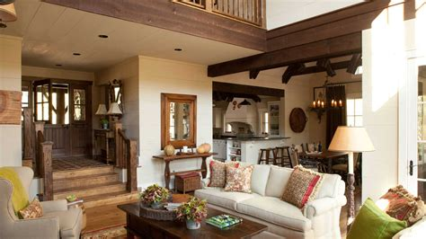 open   living space  living room decorating ideas southern living
