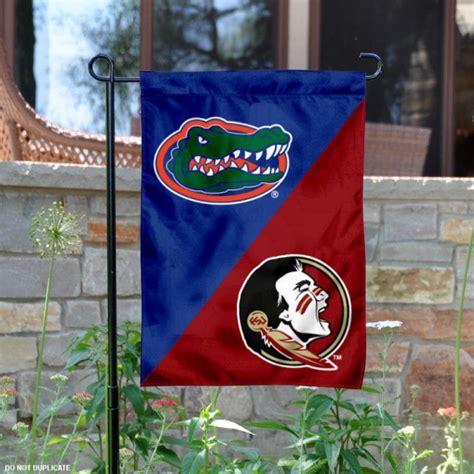 house divided garden flag florida vs fsu your house