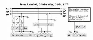 Explanation Of Voltage And Current Input Wiring Diagram