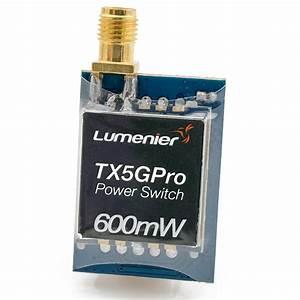 Lumenier Tx5gpro Mini 600mw 5 8ghz Fpv Transmitter With