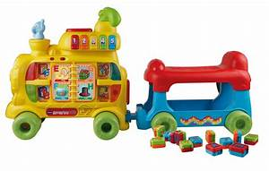 sit to stand alphabet train learning toy vtechkidscom With alphabet train learning letters