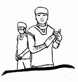 Doctors Doctor Coloring Pages sketch template