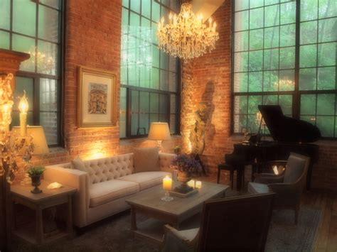 Contoh Desain Romantic Living Room  Design Rumah