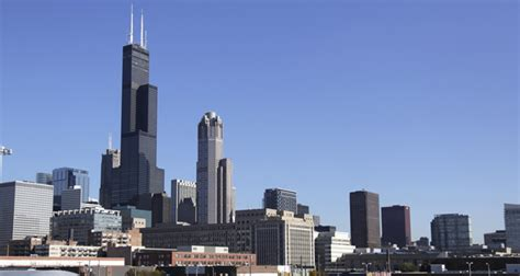 Blackstone Buying Chicago's Willis Tower For Undisclosed
