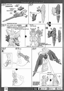 Rg Wing Gundam Ew English Manual  U0026 Color Guide