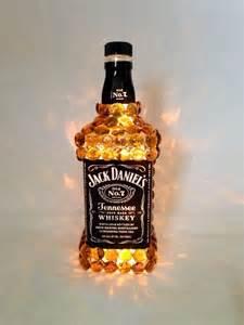 Jack Daniel's Liquor Bottles