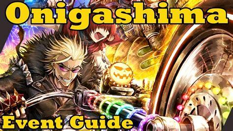 event guide onigashima revival fgo youtube