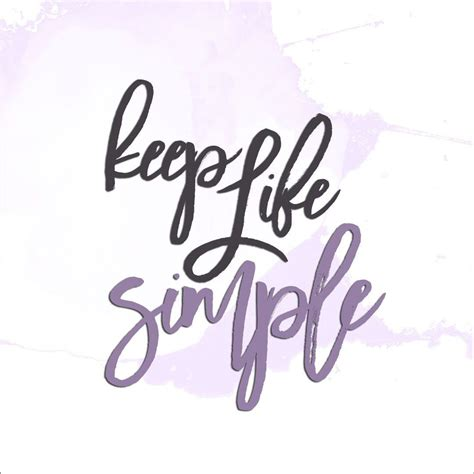 The next post title is put 2 fingers inside and it's quote description is: @desiab posted to Instagram: My weekly reminder to keep life simple. . . . . #reminder # ...