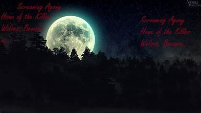 Moon Dark Wallpapers Forest Jam Animal Clans