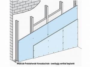 Knauf Cw Profil : knauf trockenputz und vorsatzschalen ~ Orissabook.com Haus und Dekorationen