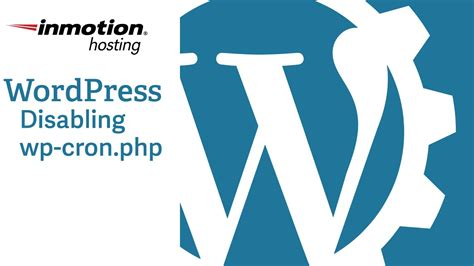 Disabling Wp-cron.php In Wordpress
